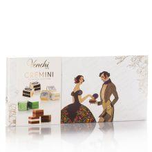 Конфеты шоколадные Venchi Кремини ассорти - 260 г (Италия)